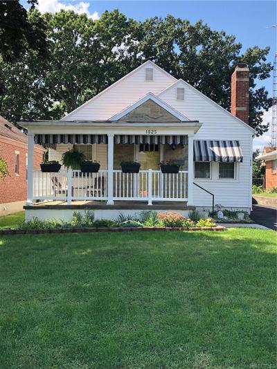 Dayton Single Family Home For Sale: 1825 Rosemont Boulevard