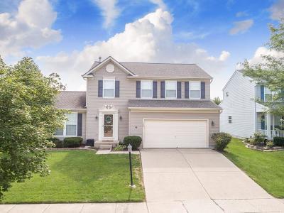 Springboro Single Family Home For Sale: 350 Crockett Drive