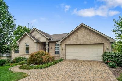 Miamisburg Single Family Home Active/Pending: 977 Blanche Drive