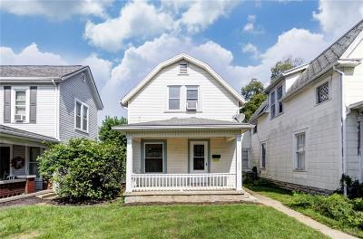 Xenia Single Family Home For Sale: 226 3rd Street