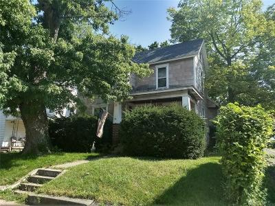 Springfield OH Single Family Home For Sale: $35,000
