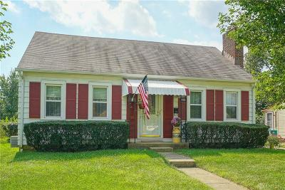 Fairborn Single Family Home Active/Pending: 106 Whittier Avenue