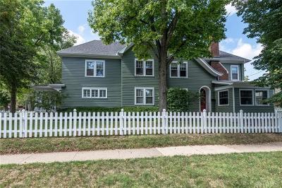 Oakwood Single Family Home For Sale: 1517 Hathaway Road