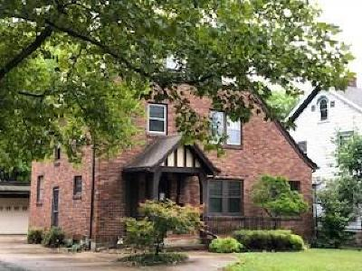 Dayton Single Family Home For Sale: 314 Otterbein Avenue