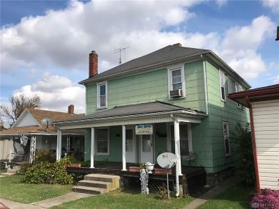 West Milton Multi Family Home For Sale: 14 Main Street