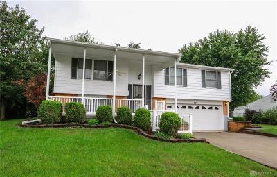 Englewood Single Family Home For Sale: 809 Barkins Avenue