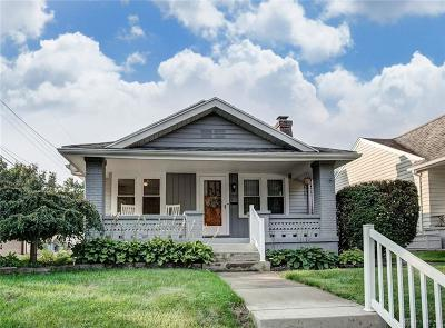 Dayton OH Single Family Home For Sale: $99,500