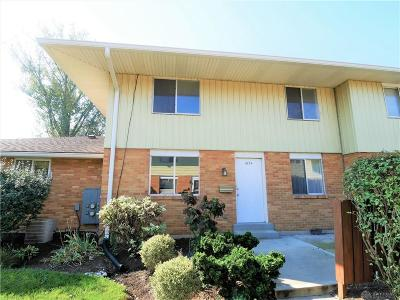 Dayton OH Condo/Townhouse For Sale: $49,900