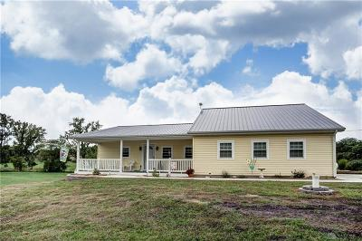Springfield Single Family Home For Sale: 4861 Mumper Road