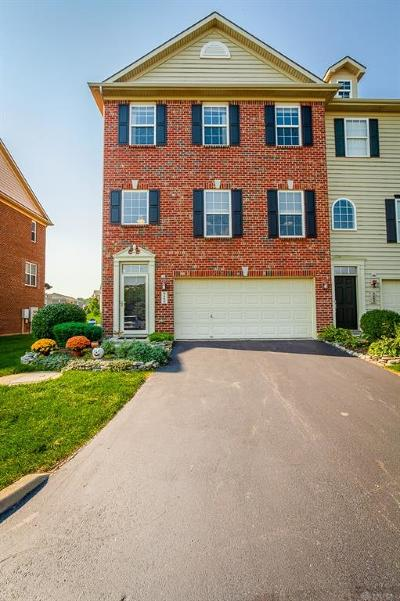 Dayton OH Condo/Townhouse For Sale: $225,000