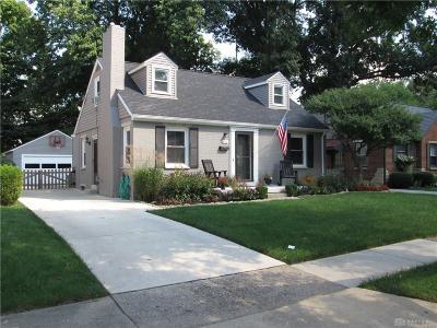 Oakwood Single Family Home Active/Pending: 816 Acorn Drive