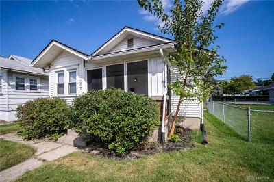 Dayton Single Family Home For Sale: 1415 Patterson Road