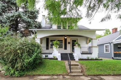 Dayton Single Family Home For Sale: 129 Marlboro Place