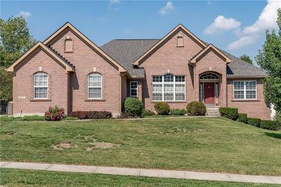 Beavercreek Single Family Home Active/Pending: 2612 Thomas Jefferson Drive