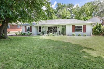 Kettering Single Family Home For Sale: 2628 Hazelwood Avenue
