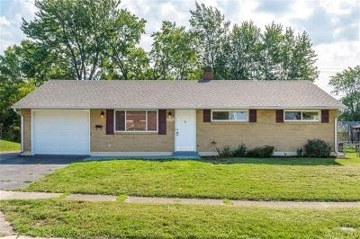 Dayton Single Family Home For Sale: 6450 Chippingdon Drive