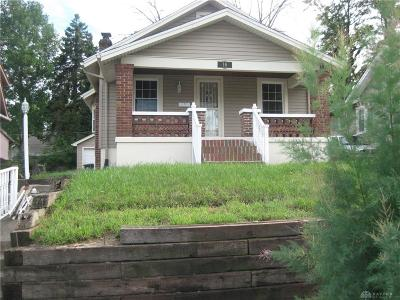 Dayton OH Single Family Home For Sale: $52,900