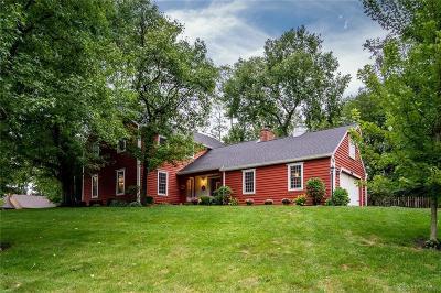 Dayton Single Family Home Active/Pending: 1401 Streamside Drive