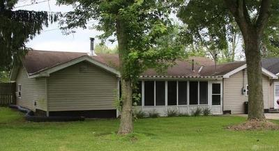 Yellow Springs Single Family Home Active/Pending: 6656 Mosier Road