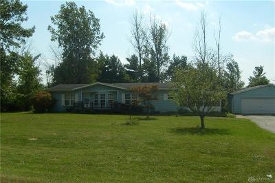 Single Family Home Active/Pending: 3289 Old Springfield Road