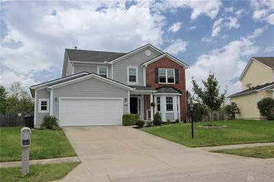 Miamisburg Single Family Home Active/Pending: 143 Fitzooth Drive