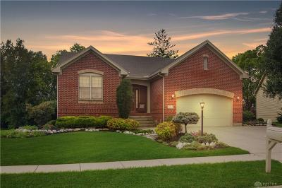 Miamisburg Single Family Home Active/Pending: 9562 Country Path Trail