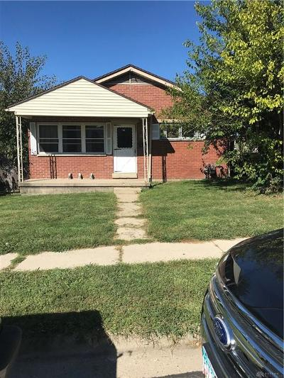 Xenia Single Family Home For Sale: 312 Stelton Road