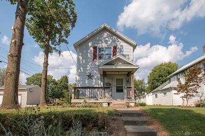 Xenia Single Family Home Active/Pending: 468 Cottage Grove Avenue