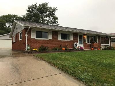 Enon Vlg Single Family Home For Sale: 4331 Green Meadows Drive