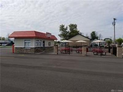 Jamestown Vlg OH Commercial For Sale: $115,000