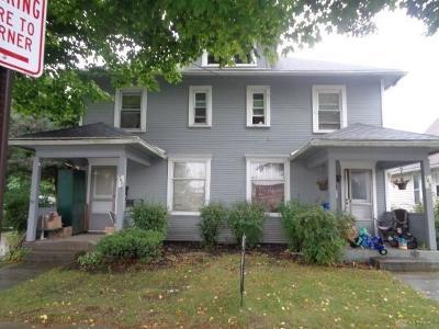 Urbana Multi Family Home For Sale: 748 Miami Street