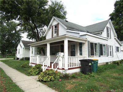 Springboro Single Family Home For Sale: 60 Mill Street