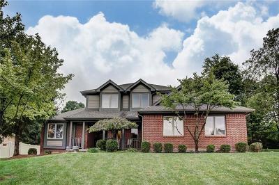 Dayton Single Family Home For Sale: 2168 Belleville Lane