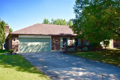 Springboro Single Family Home Active/Pending: 160 Heston Drive
