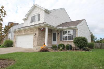 Miamisburg Single Family Home Active/Pending: 2457 Byers Ridge Drive