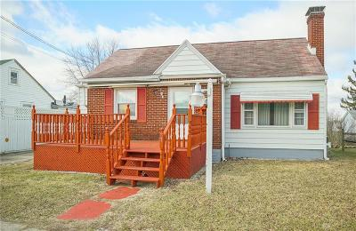 Fairborn Single Family Home For Sale: 7 1st Street
