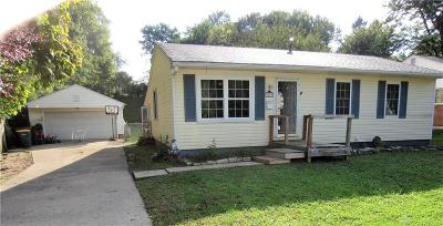 Fairborn Single Family Home For Sale: 1448 Ironwood Drive
