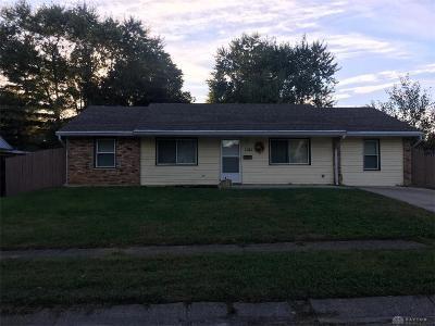 New Carlisle Single Family Home For Sale: 1021 White Pine Street