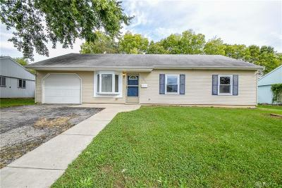 New Carlisle Single Family Home For Sale: 1203 Chestnut Drive