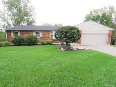 Vandalia Single Family Home For Sale: 1216 Crestwood Hills Drive