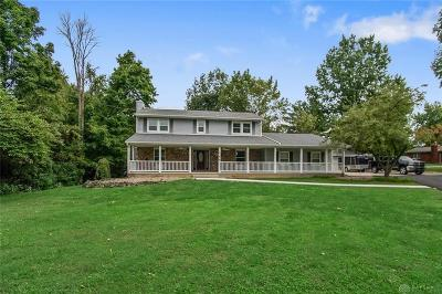 Springboro Single Family Home For Sale: 766 Lytle Five Points Road