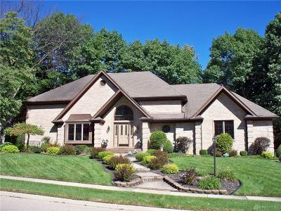 Vandalia Single Family Home For Sale: 321 Stonequarry Road