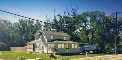 Vandalia Single Family Home For Sale: 2190 Little York Road