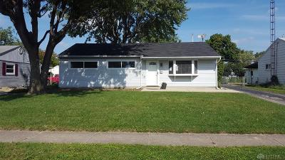 Vandalia Single Family Home Pending/Show for Backup: 357 American Boulevard