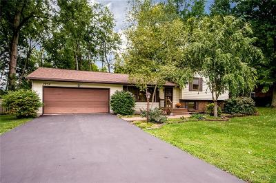 Beavercreek Single Family Home Active/Pending: 2834 Gramercy