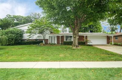 Fairborn Single Family Home Active/Pending: 632 Sartell Drive