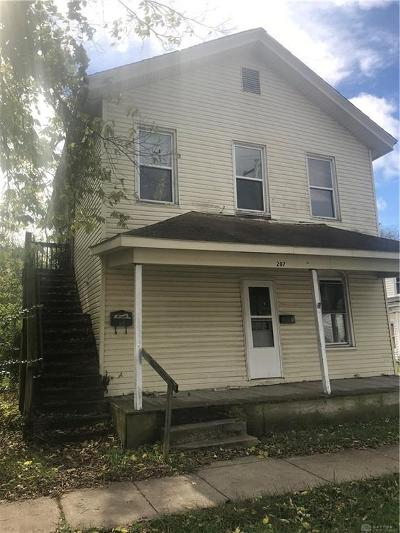 Xenia Multi Family Home For Sale: 207 Third