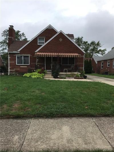 Dayton Single Family Home For Sale: 1133 Broadview Boulevard