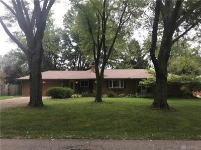 Bellbrook Single Family Home Active/Pending: 4230 Sugarcreek Drive
