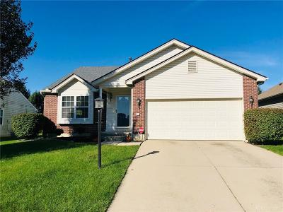 Springboro Single Family Home Active/Pending: 35 Glen Oak Drive
